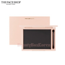 THE FACE SHOP Mono Cube Shadow Palette 1ea (Magnetic)