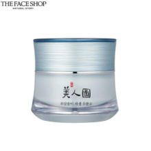 THE FACE SHOP Myeonghan Miindo Heaven Grade Ginseng Moisture Cream 50ml, THE FACE SHOP
