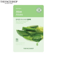 THE FACE SHOP Real Nature Mask Sheet - Food 20g, THE FACE SHOP