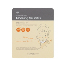 THE FACE SHOP Sharp Face Modeling Gel Patch, THE FACE SHOP