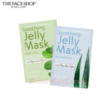 THE FACE SHOP Soothing Jelly Mask 30g*5ea