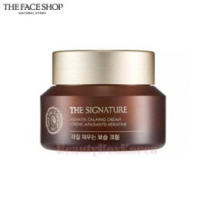 THE FACE SHOP The Signature Keratin Calming Cream 50ml