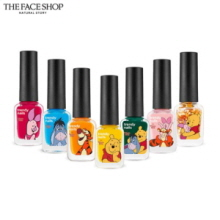 THE FACE SHOP Trendy Nails X Winnie the Pooh 7ml, THE FACE SHOP