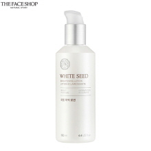 THE FACE SHOP White Seed Real Whitening Lotion 130ml, THE FACE SHOP