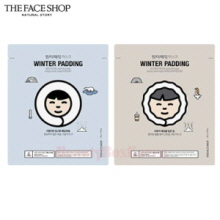THE FACE SHOP Winter Padding Mask 20g*5ea