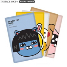 THE FACE SHOP X KAKAO FRIENDS Mask Sheet 23ml, THE FACE SHOP