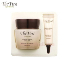 THE FIRST GREENTEA Moisture Hyo Cream Set 2items