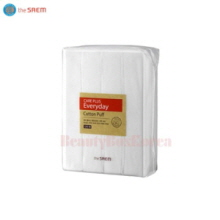 THE SAEM Care Plus Everyday Cotton Puff 1200ea