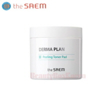 THE SAEM Derma Plan Peeling Toner Pad 130ml (70ea)