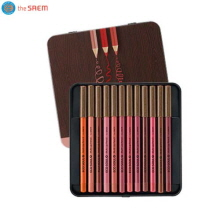 THE SAEM ECO SOUL Multi Lip Pencil Kit 1.1g*12ea, THE SAEM