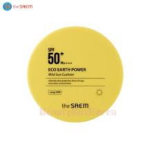 THE SAEM Eco Earth Power Mild Sun Cushion 15g