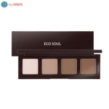 THE SAEM Eco Soul Contour Palette 2g*4
