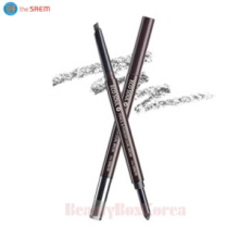 THE SAEM Eco Soul Pencil & Powder Dual Brow 0.3g+0.5g