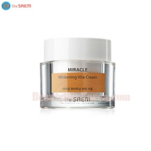 THE SAEM Miracle Whitening Vita Cream 50ml