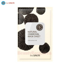 THE SAEM Natural Charcoal Mask Sheet 21ml