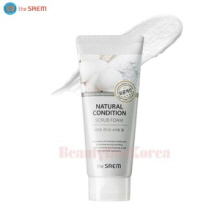 THE SAEM Natural Condition Scrub Foam 150ml