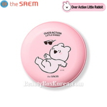 THE SAEM Saemmul Perfect Pore Pact 20g [Over Action Little Rabbit Edition]