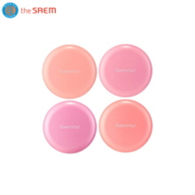 THE SAEM Sammul Smile Bebe Blusher 6.5g, THE SAEM