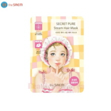 THE SAEM Secret Pure Steam Hair Mask 15g+5g