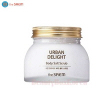 THE SAEM Urban Delight Body Salt Scrub 280g