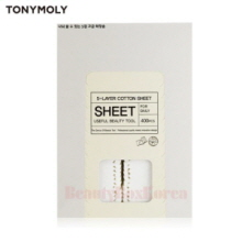 TONYMOLY 5-Layer Cotton Sheet 400pcs