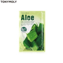 TONYMOLY Daily Fresh Aloe Mask Sheet 15g*10ea