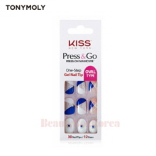 TONYMOLY Kiss New York Press & Go 1set