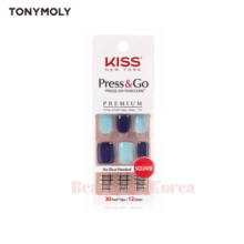 TONYMOLY Kiss New York Press & Go Premium 1set