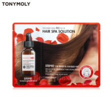 TONYMOLY Make HD Argan Rose Treatment Hair Steam Pack 15ml+20ml