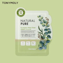 TONYMOLY Natural Pure Mask Sheet 21g [Online Excl.]