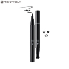 TONYMOLY Perfect Eyes Dual Stamp Liner 1.1g+1.1g, TONYMOLY