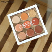 TONYMOLY Perfect Eyes Mood Eye Palette 8.5g (03 Fire Mood)