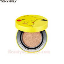 TONYMOLY Pokemon_Pikachu Mini Cover Cushion 9g, TONYMOLY
