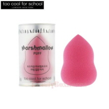 TOO COOL FOR SCHOOL Marshmallow Puff 1ea