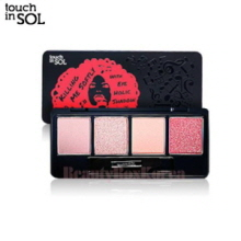 TOUCH IN SOL Killing Me Softly With Eye Holic Shadow 2g*4ea