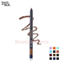 TOUCH IN SOL Style Neon Eyeliner 0.5g