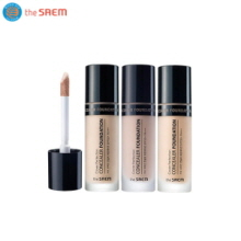 The SAEM Cover Perfection Concealer Foundation SPF50+ / PA+++ 38g, THE SAEM