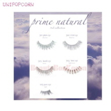 UNIPOPCORN Prime Natural Eyelash 1pair,Own label brand
