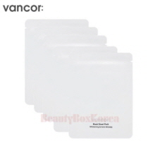VANCOR Whitening & Anti-Wrinkle Mask Pack 33g*10ea