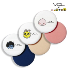 VDL Tension Puffs (KAKAO FRIENDS) 2pcs,  VDL