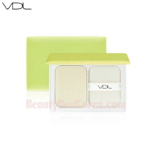 VDL Satin Veil Finish Powder 10g [VDL+PANTONE 2017 Greenery Edition]