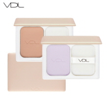 VDL Smoothing Pressed Powder 10g,  VDL