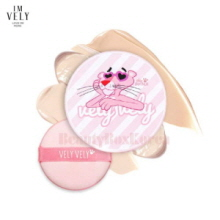 VELY VELY Aura Glow Cushion 17g*2ea [Pink Panther Edition]