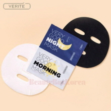 VERITE Very Good Morning & Night Mask 15ml+30ml*5ea