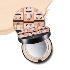 VOV Runway Glow Metal CC Cushion 15g, VOV