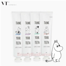 VTº Think Your Teeth Gentle Flavor 150g [Moomin Edition]