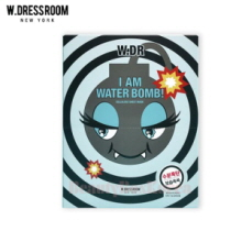 W.DRESSROOM I am Water Bomb! Cellulose Sheet Mask 25g*10ea