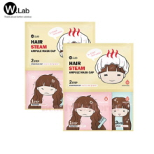 W.LAB Hair Steam Ampule Mask Cap 20g+5g+1.5g