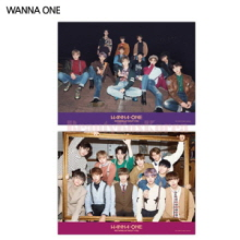 WANNA ONE To Be One Prequel Repackage Poster Only 1ea
