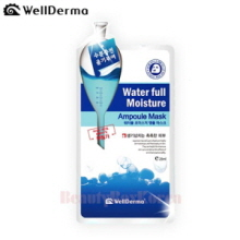 WELLDERMA Water Full Moisture Ampoule Facial Mask Sheet 25ml